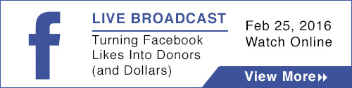 Turning Facebook Likes Into Donors (and Dollars)