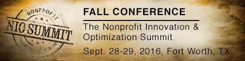Nonprofit Innovation & Optimization Summit